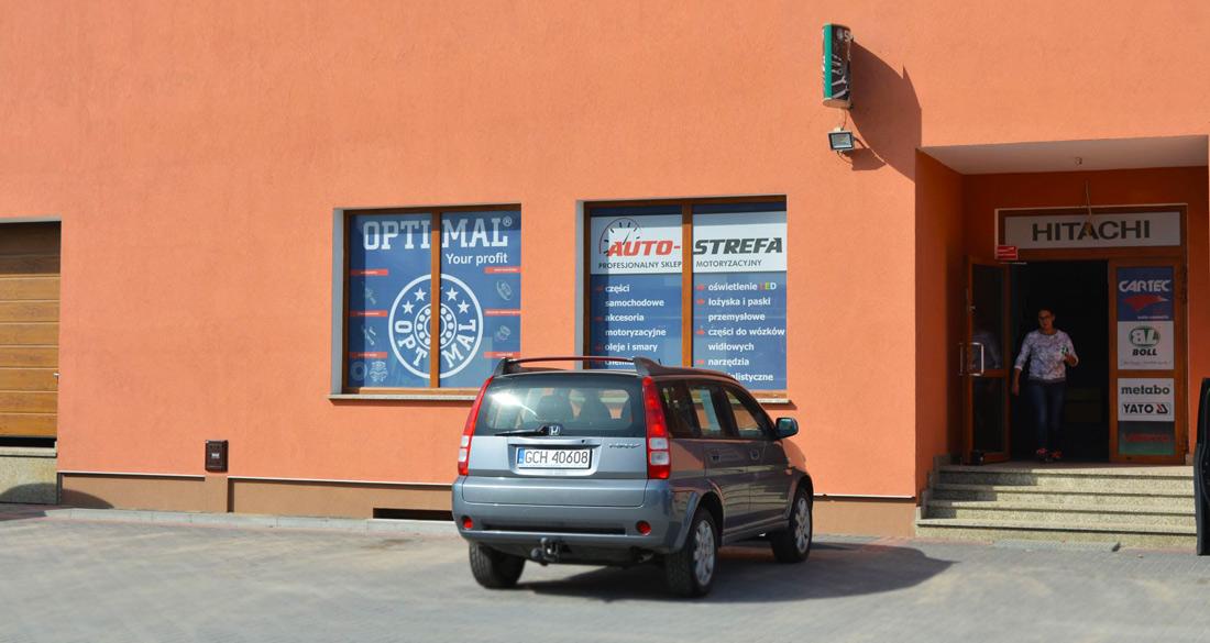 7ef0434d4c33d7 O firmie - sklep motoryzacyjny - AUTO-STREFA